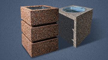 Вазоны из бетона купить в липецке глубинный вибратор по бетону купить в барнауле