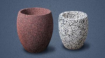 Вазоны из бетона купить в липецке насос для нагнетания цементных растворов